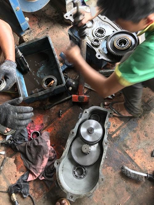 Sửa chữa máy xây dựng