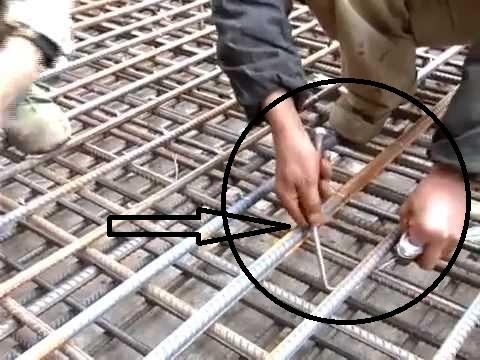 móc buộc sắt