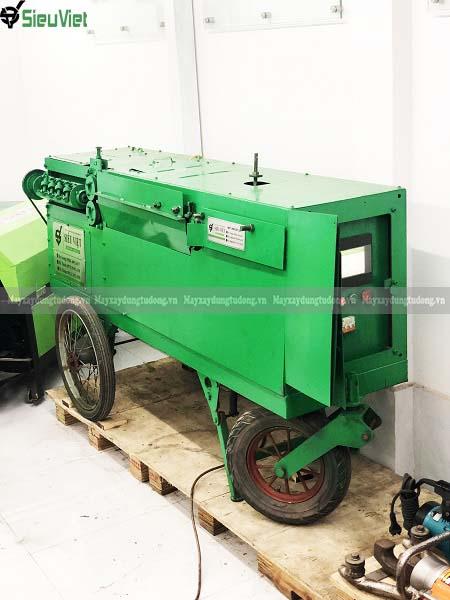 Máy bẻ đai sắt tự động SVD800