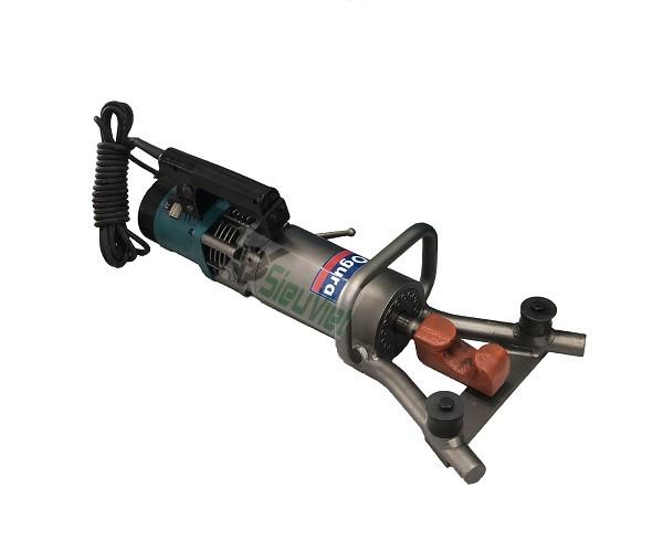 Cho thuê máy uốn sắt thủy lực cầm tay
