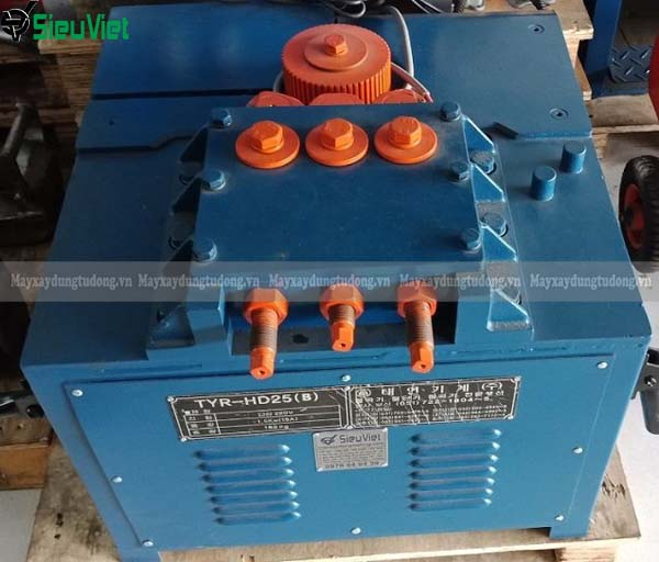 Máy uốn sắt tròn điện 1 pha