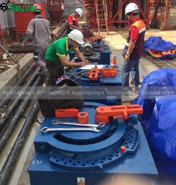 Sửa chữa máy cắt sắt tận công trình