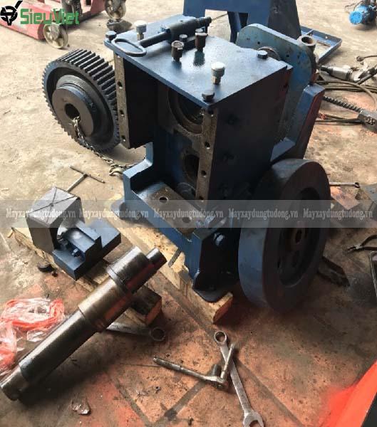Sửa chữa các dòng máy cắt sắt 3 phase công suất lớn