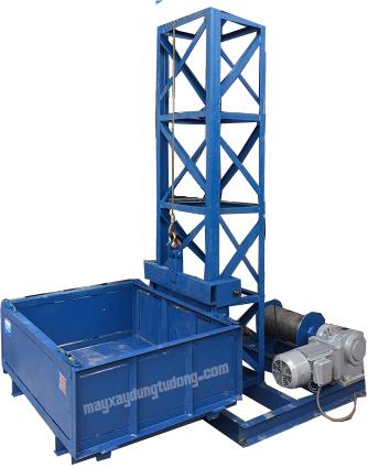 Giá vận thăng nâng hàng 300kg - 500kg - 1000kg